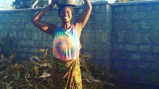 Nyassa Kollie is an education Volunteer in Malawi.