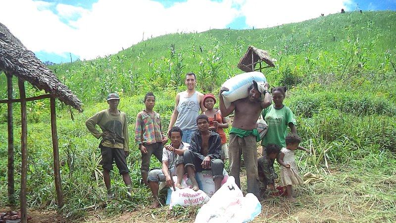 Improving rice farming in Madagascar