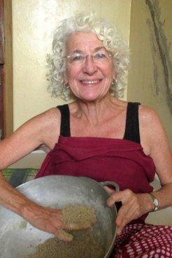 Marcee Chipman is a 68-year-old Volunteer in Senegal.