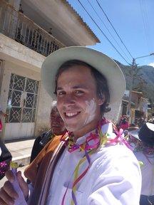 Peace Corps Peru Volunteer Mark Goldy-Brown