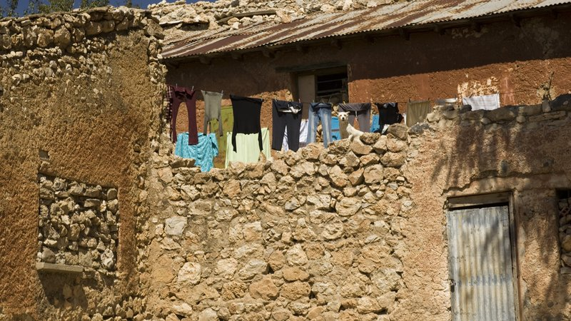 Morocco house