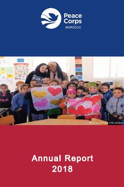 Morocco 2018 Annual Report - Cover