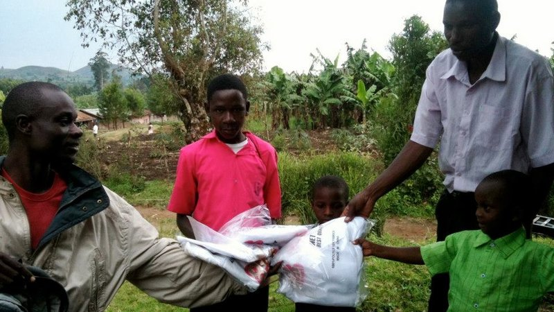 Tiffany Tai helped implement a mosquito net distribution program in Uganda.