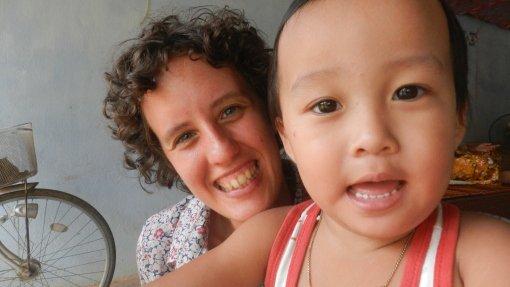 Katie Muller Cambodia
