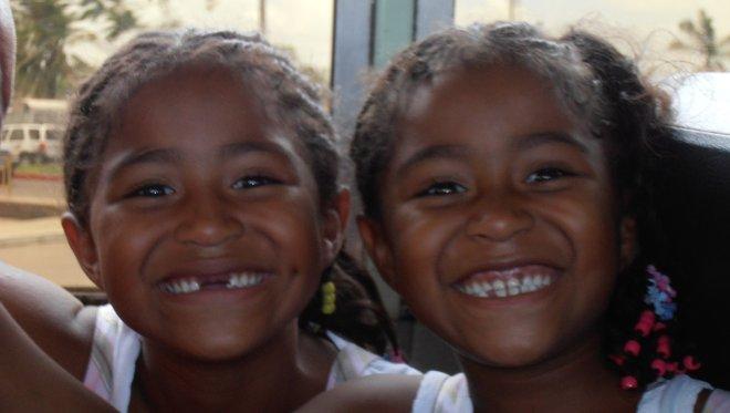 Belize smile