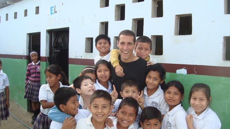 TEFL Teacher (Ecuador)