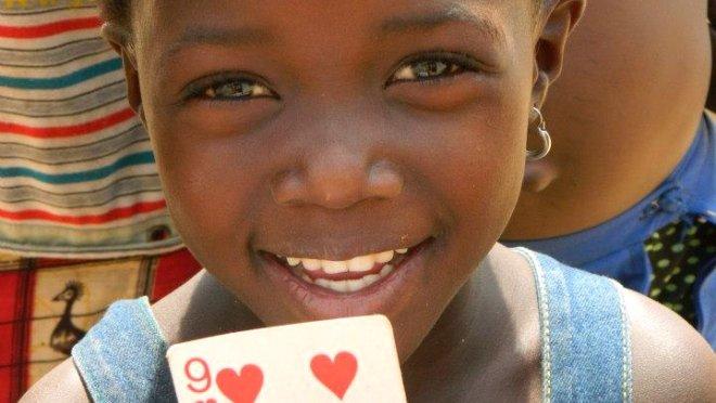 Burkina Faso smile