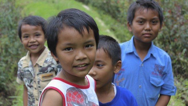 Indonesia smile