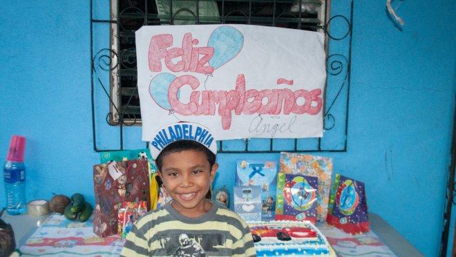 Nicaragua smile