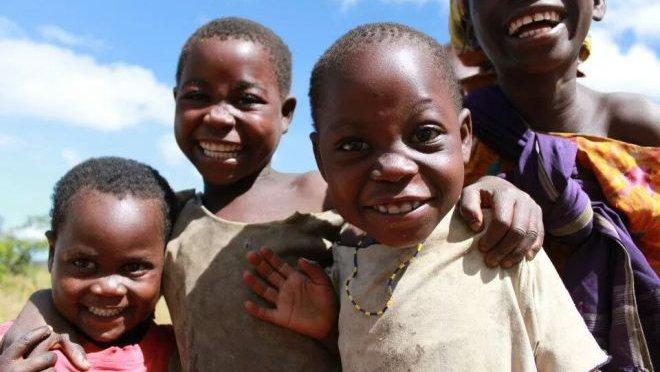 Zambia smile