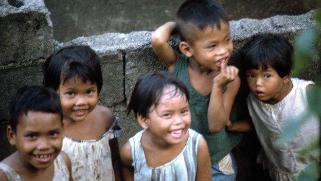 Philippines smile