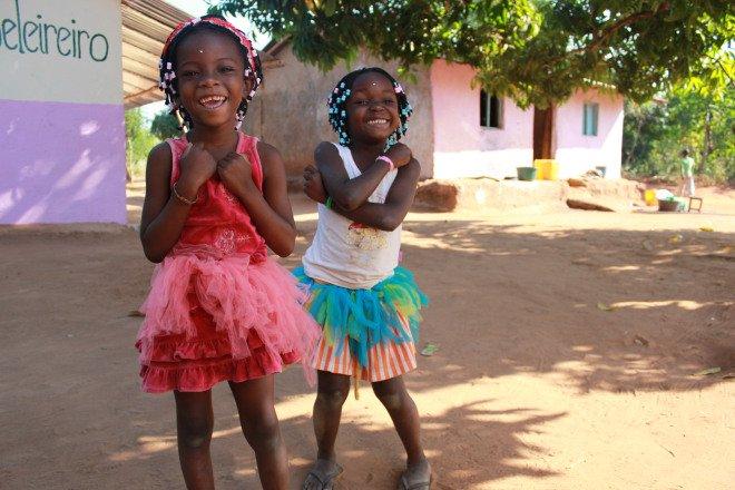 Mozambique smile