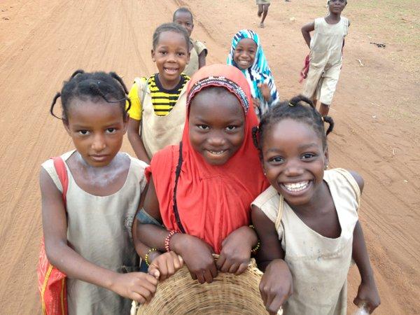 Benin smile