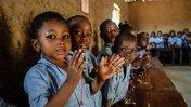 Nursery School, Northern Benin