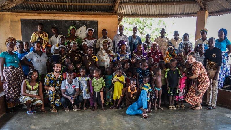 ProACT, Northern Benin
