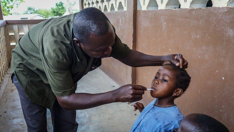 Malaria Testing, Northern Benin