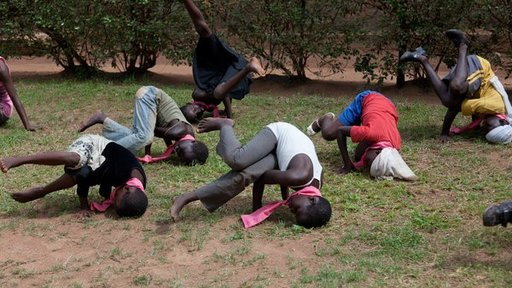 Breakdancing for girls' empowerment