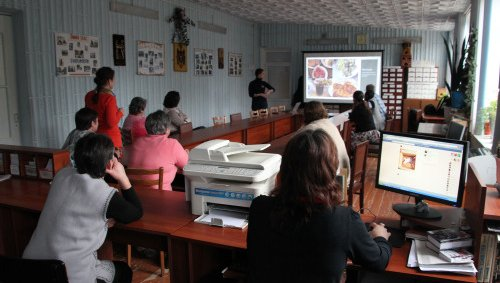 Happiness is international: Peace Corps Week in Moldova