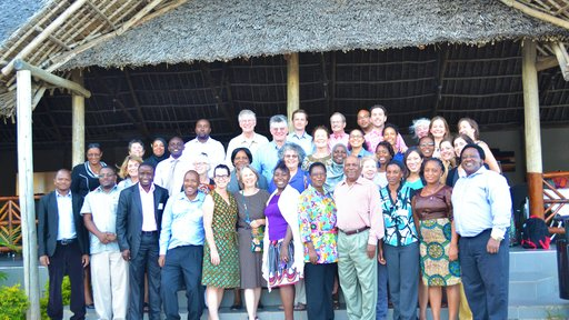 Tanzania GHSP group shot