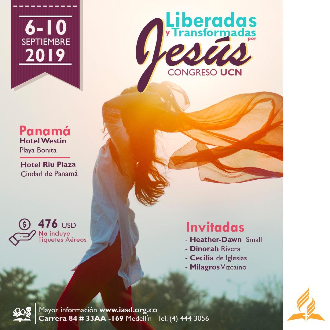 Congreso de Mujeres UCN - Liberadas y Transformadas por Jesús