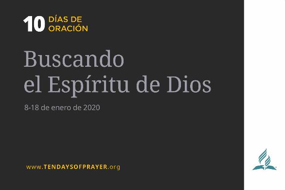 10 Días de oración 2020