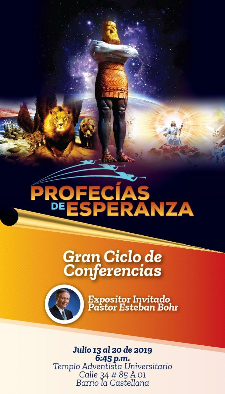 Campaña Pastor Esteban Borh