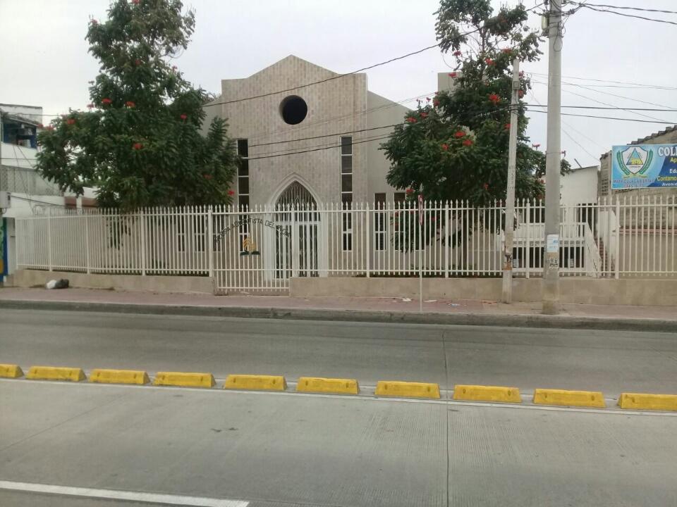 Iglesia Cartagena Central