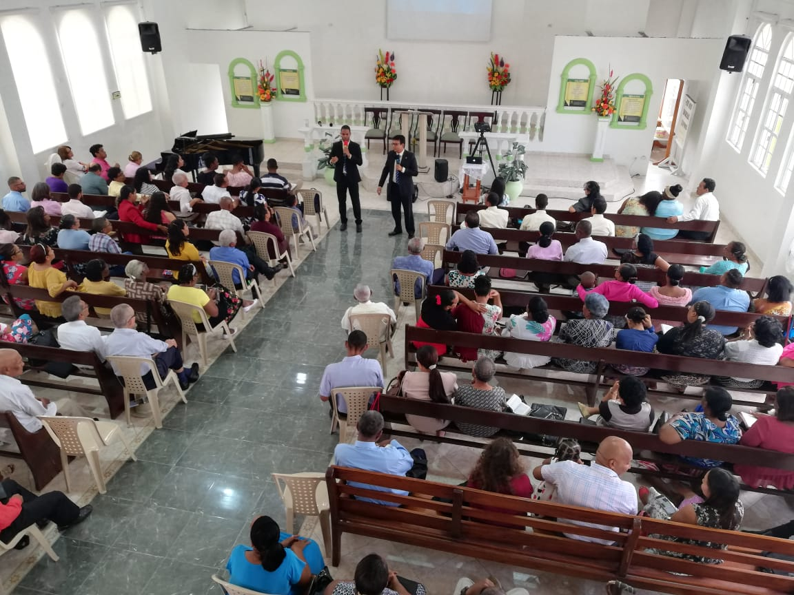 CONGRESO LAICO SAN ANDRÉS ISLAS