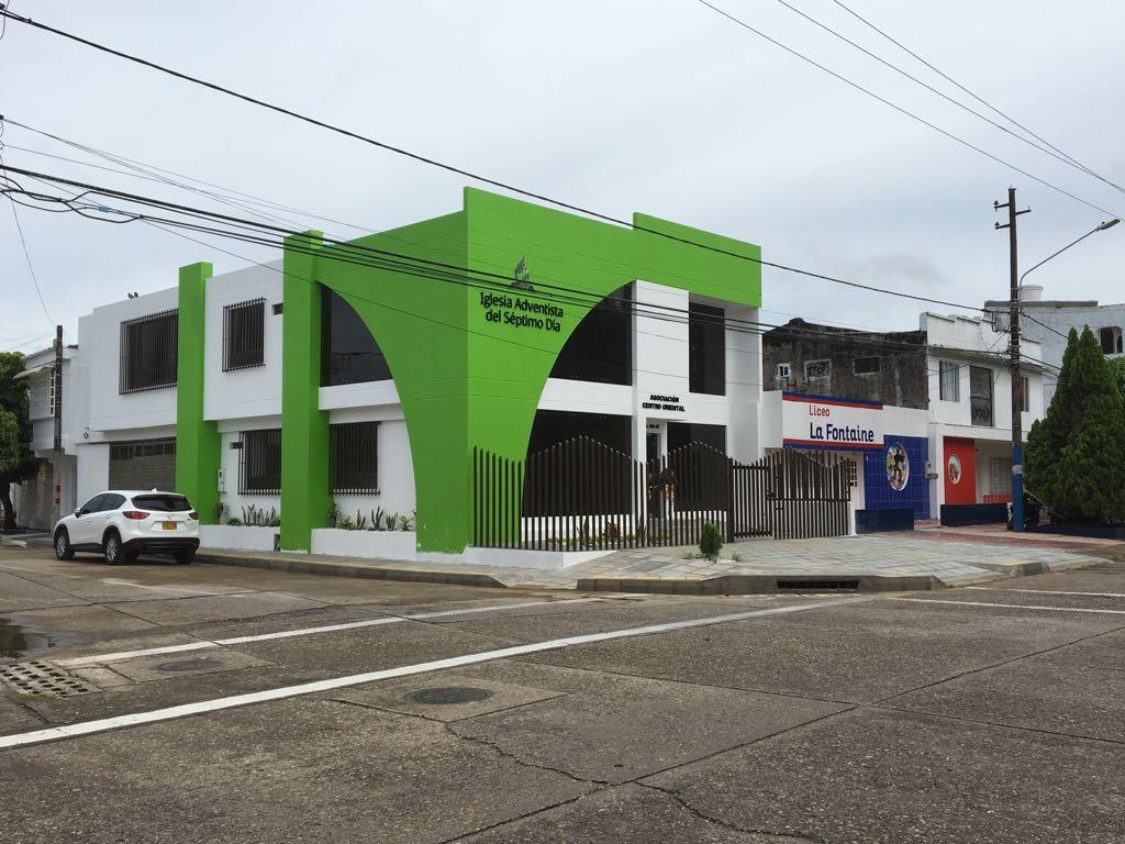 Moderno edificio en Barrancabermeja será la sede de la Asociación Centro Oriental