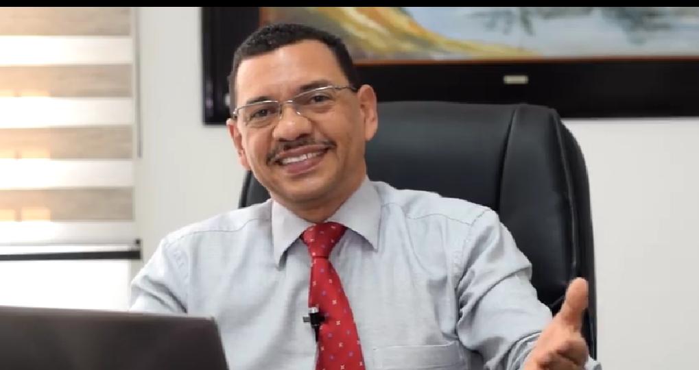 Saludo del Pr. Josué Torres