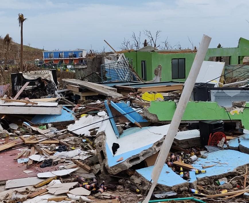 Iglesia Adventista y  ADRA Colombia se unen a las acciones de asistencia humanitaria para San Andrés, Providencia y Santa Catalina
