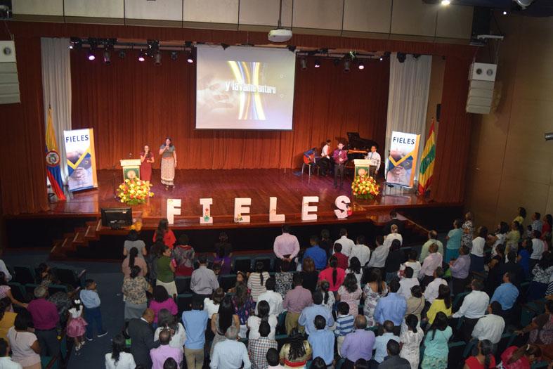 La Asociación de la Costa Atlántica  reúne cerca  de 500 líderes de iglesia  para capacitarlos