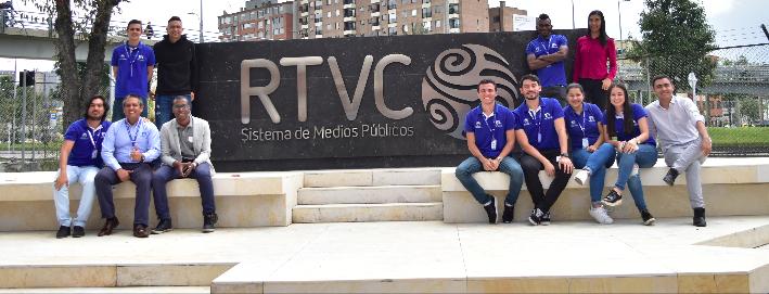 Equipo de Hope Media Colombia se capacitó en Radio y TV
