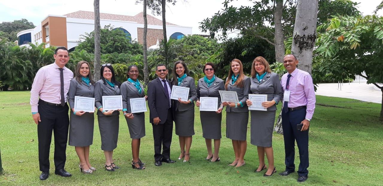 Asoatlántico representada por una delegación de 140 personas en Congreso MM en Panamá