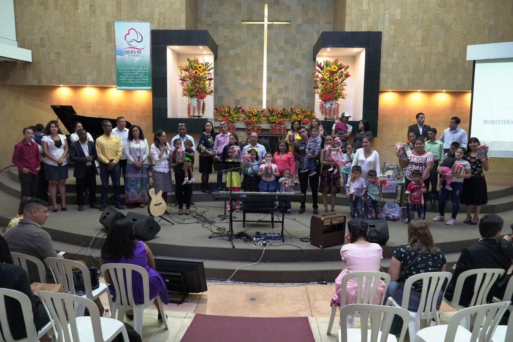 La Iglesia Adventista del Séptimo Día benefició a familias antioqueñas y migrantes para impulsar sus proyectos de emprendimiento