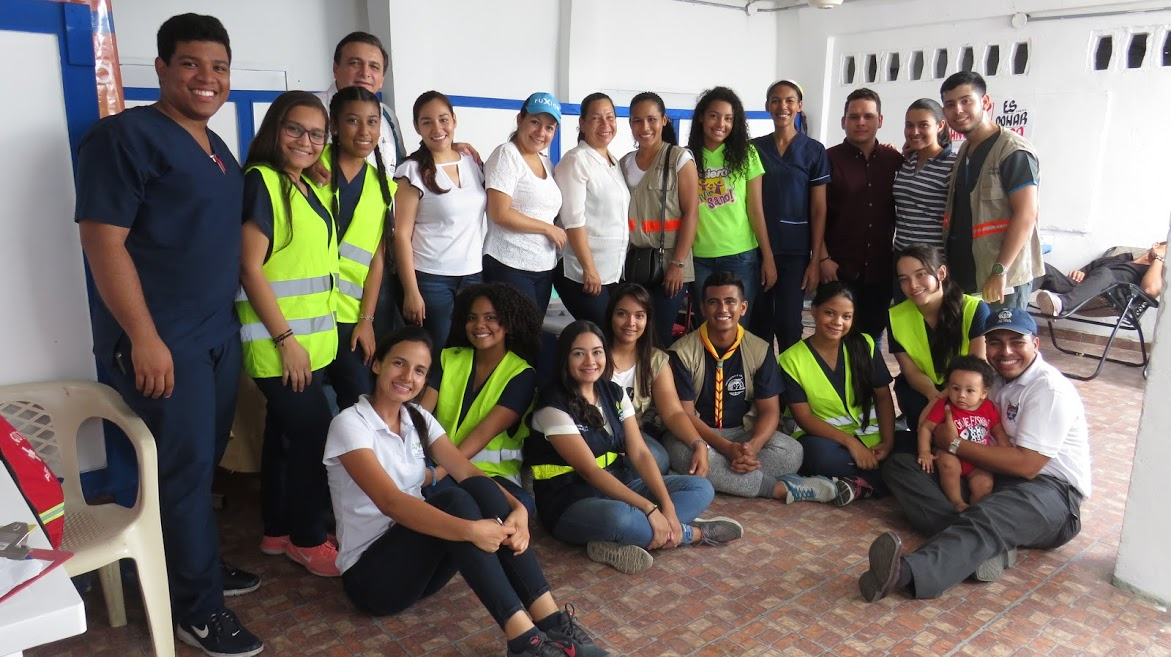 Más de 350 personas fueron beneficiadas de la Jornada de Salud en Santa Marta