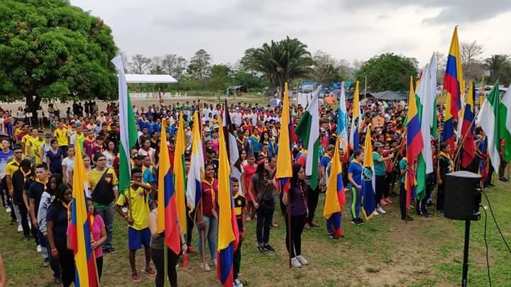 243 clubes de Guías Mayores y Embajadores participaron de camporees en todo el territorio de la UCN