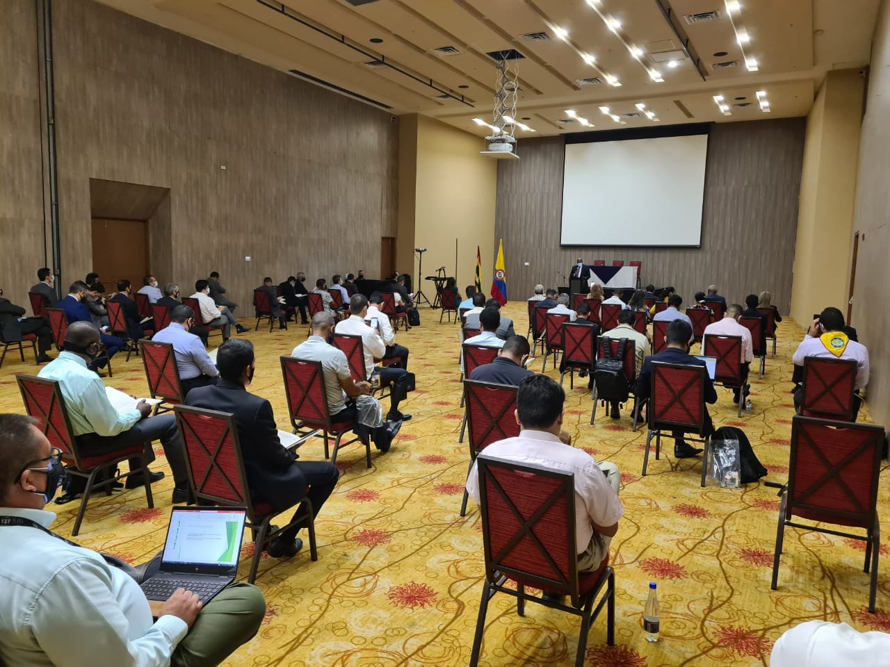 Delegados de la III  Asamblea General Ordinaria de la UCN aprobaron nombramientos para el quinquenio 2021 - 2025