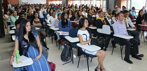 Asocentro capacita a líderes en el Congreso de Instrucción y Liderazgo Juvenil