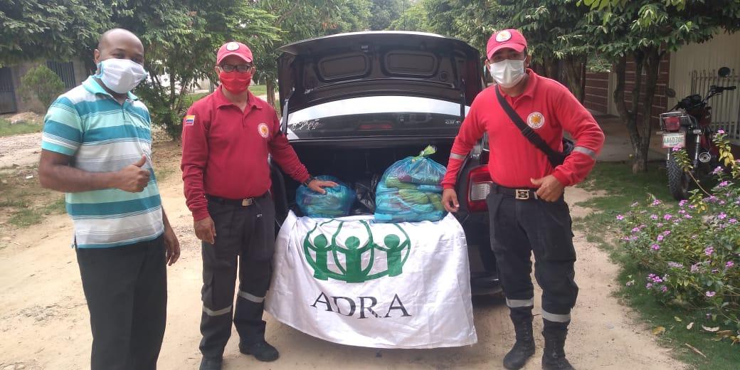 Iglesia Adventista del Séptimo Día y ADRA Colombia se solidarizan con familias vulnerables ante emergencia por coronavirus