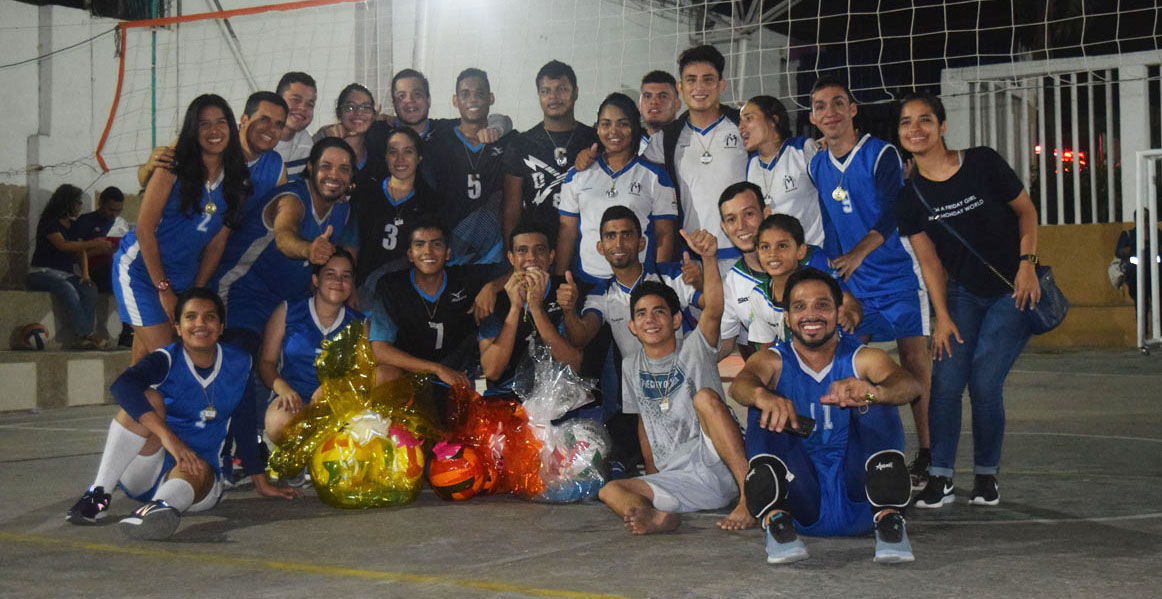 Primer Torneo de Voleibol Metropolitano - Zona de Barranquilla
