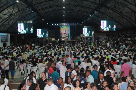 Bucaramanga recibe a más de 4.000 líderes en el Congreso Nacional de Laicos UCN 2018