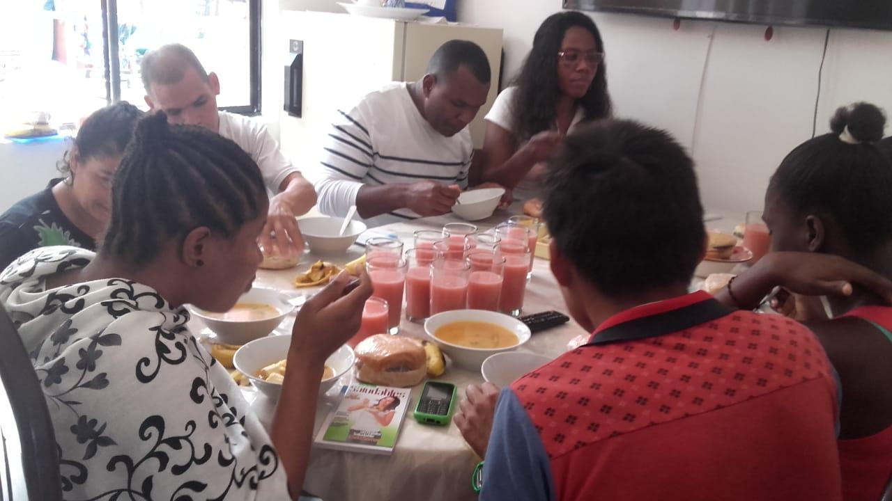 Almuerzos distrito Rionegro