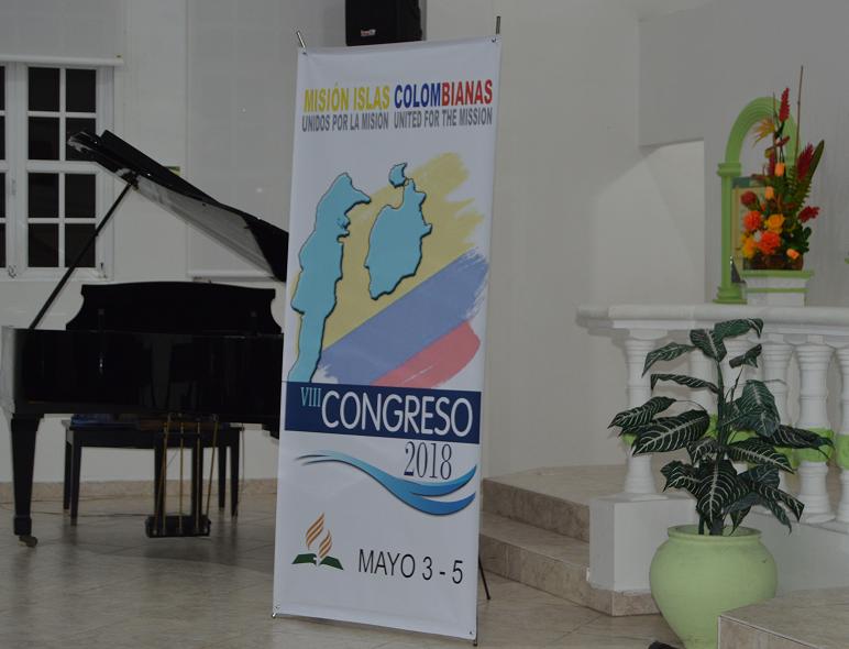 VIII CONGRESO DE LA MISION DE LAS ISLAS COLOMBIANAS