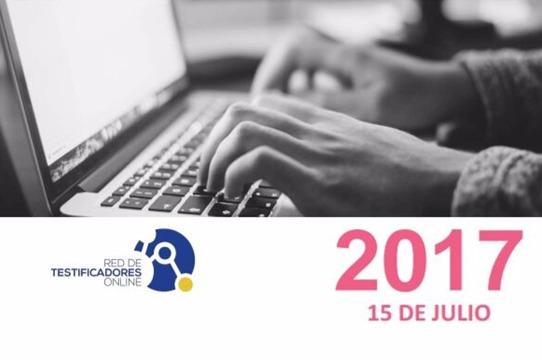 Sábado 15 de Julio de 2017, Utiliza tus redes sociales para compartir ESPERANZA.