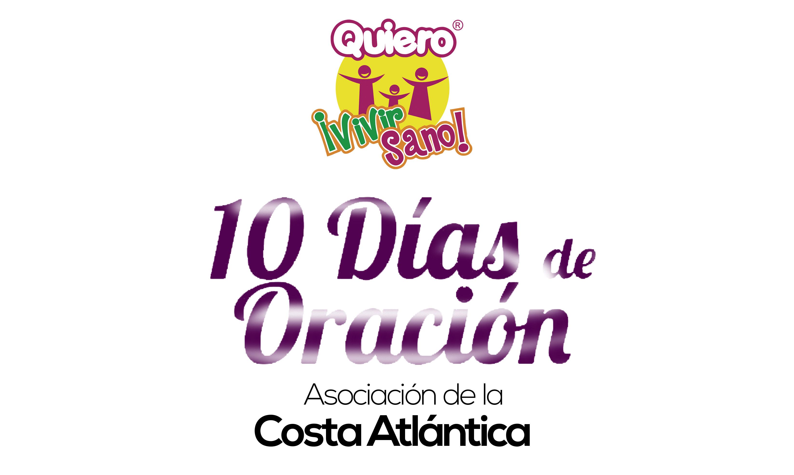 Asoatlántico participa de los 10 Días de Oración