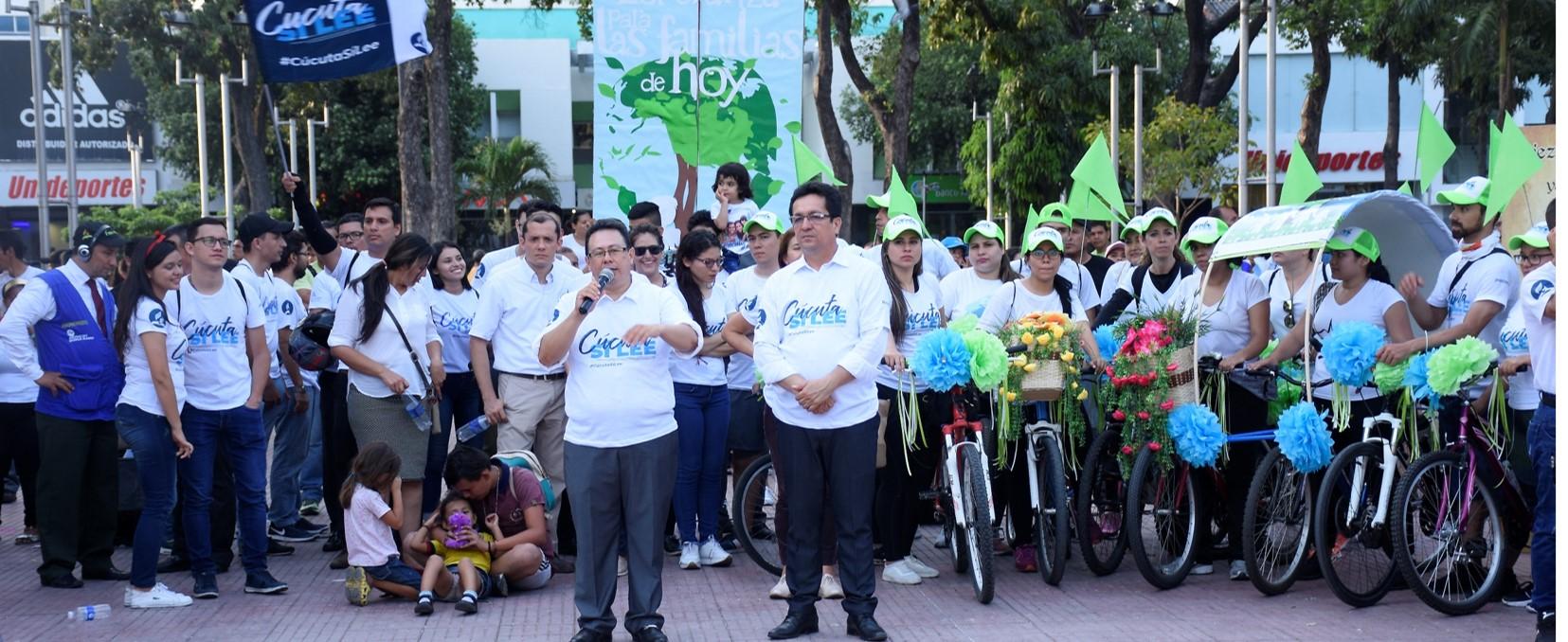 """IASD se tomó el corazón de Cúcuta en el día de impacto """"esperanza para las familias de hoy"""""""
