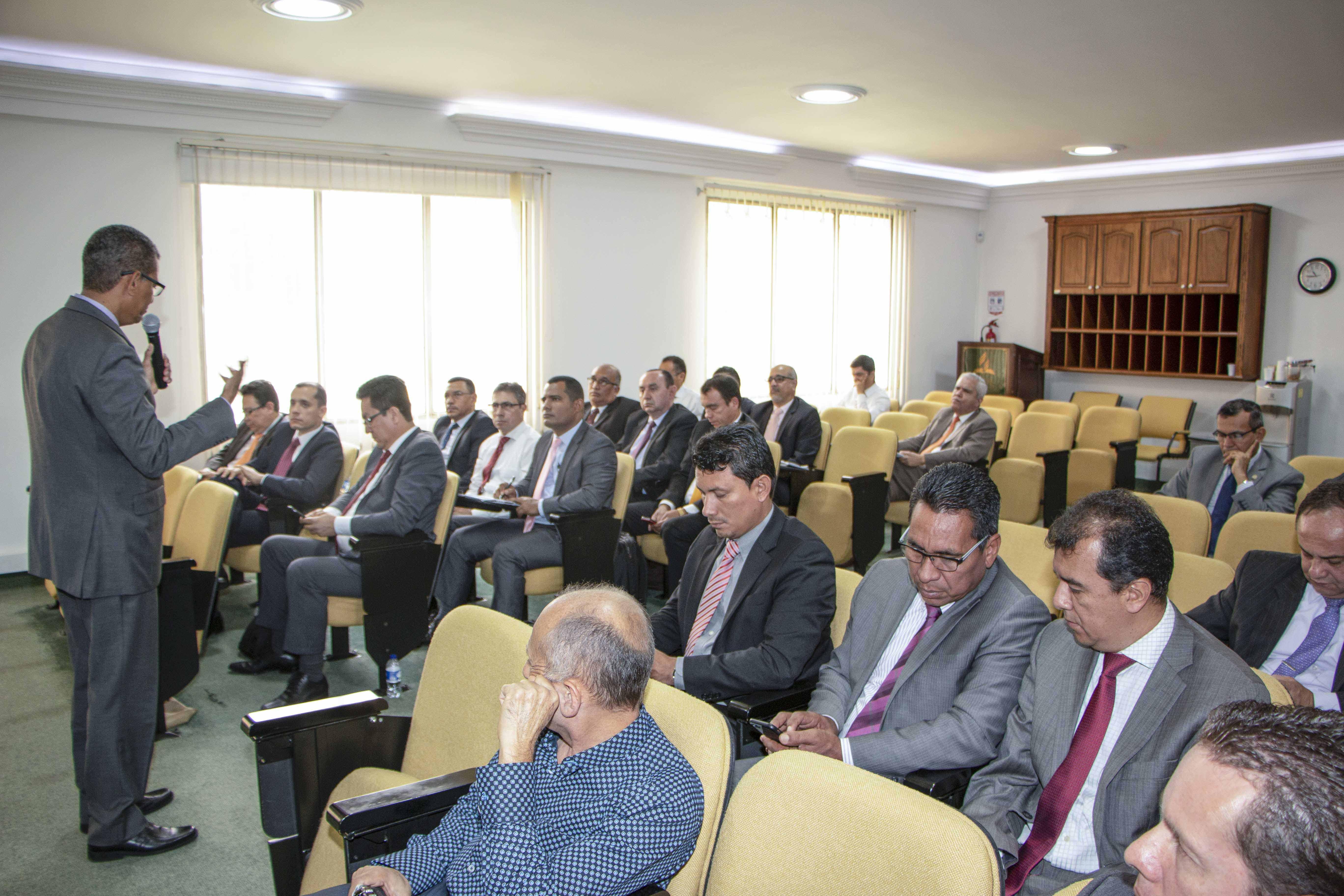 UCN prepara plan estratégico para el quinquenio 2021-2025