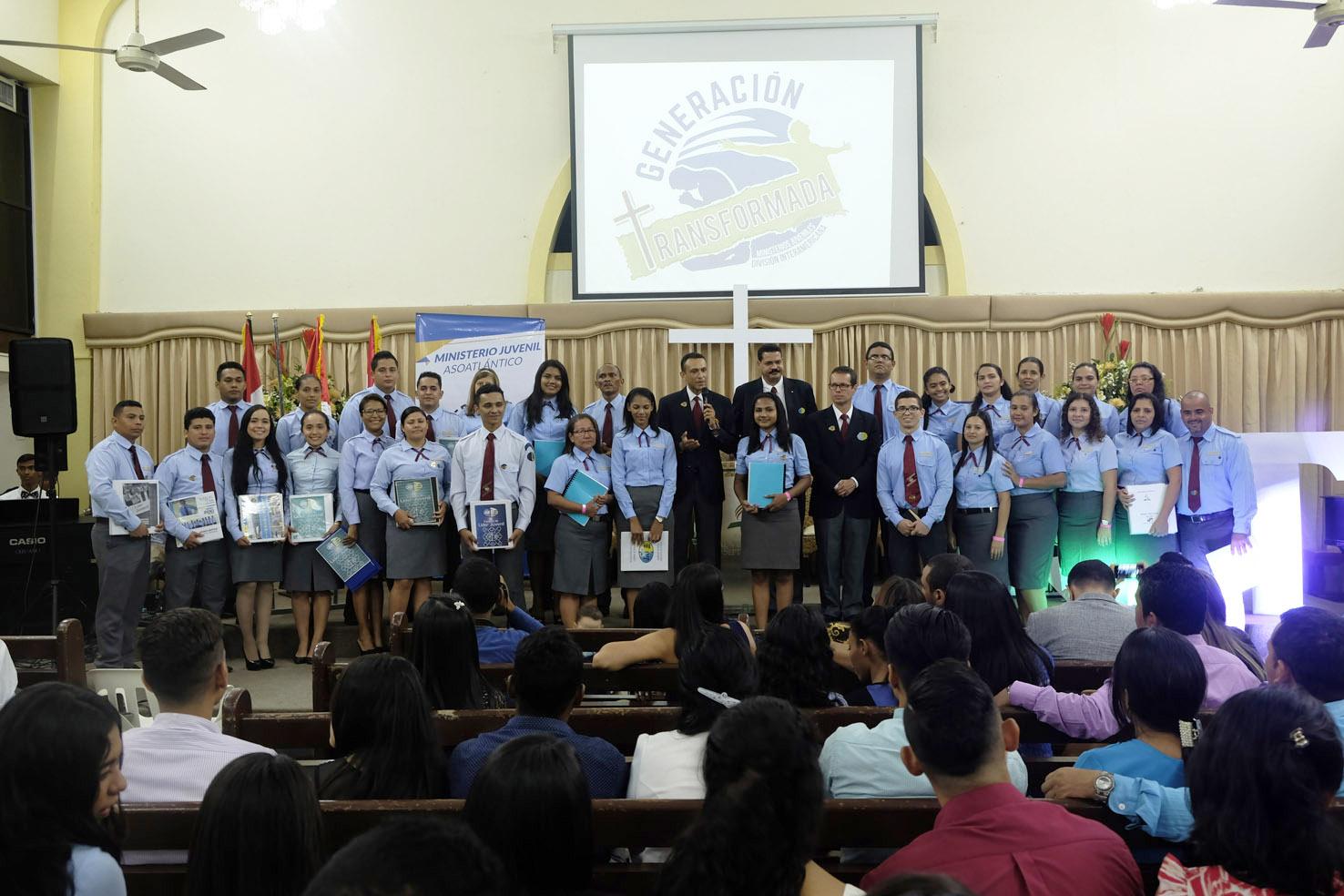 Asoatlántico tiene 27 nuevos líderes juveniles