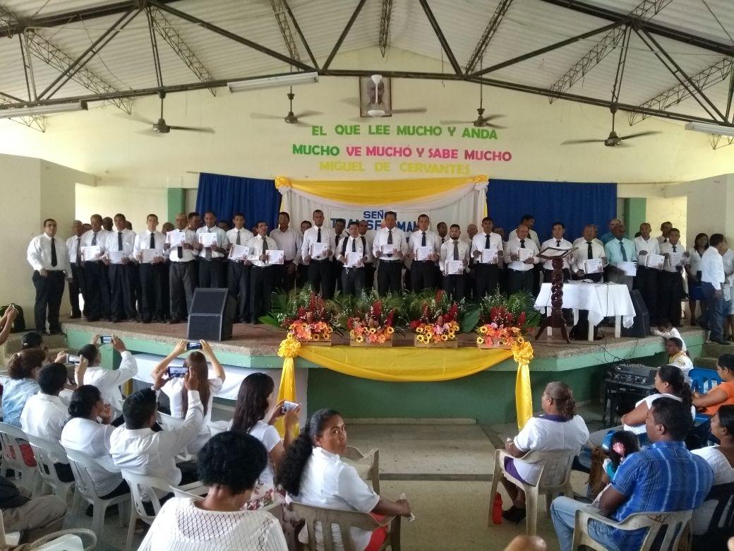 Gran fiesta de ordenación y consagración en el Urabá.